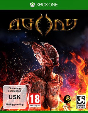 Copertina Agony - Xbox One