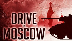 Copertina Drive on Moscow - Xbox One