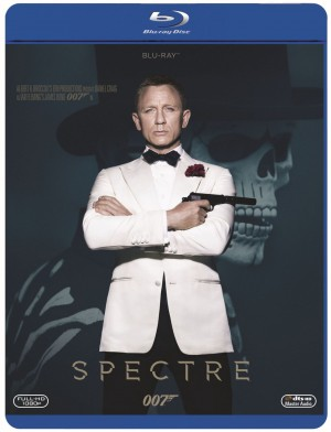 007: Spectre Cover