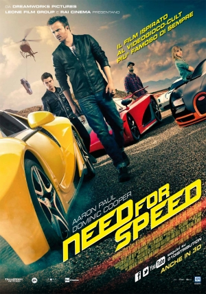Need for Speed: The Movie Cover