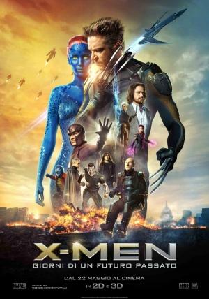 X-Men: Giorni di un futuro passato Cover