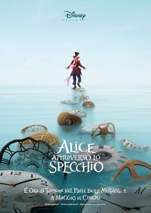 Alice Attraverso lo Specchio Cover