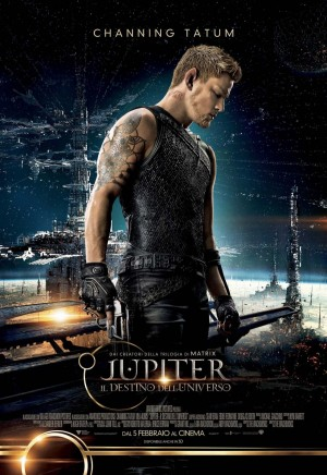 Jupiter - Il Destino dell'Universo Cover