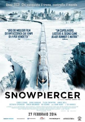 Snowpiercer Cover