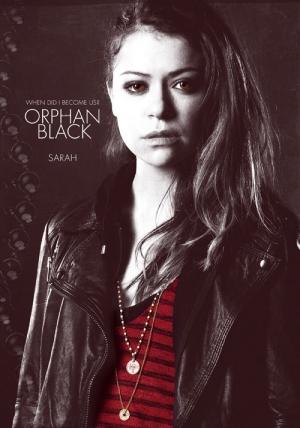 Orphan Black Cover