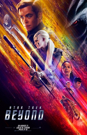 Star Trek Beyond Cover