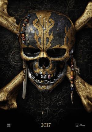 Pirati dei Caraibi: la vendetta di Salazar Cover