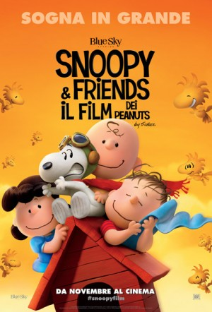 Snoopy & Friends - Il Film dei Peanuts Cover