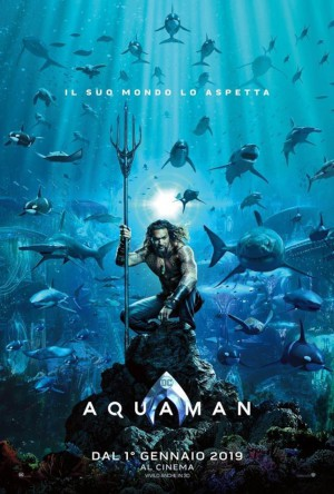 Aquaman Cover