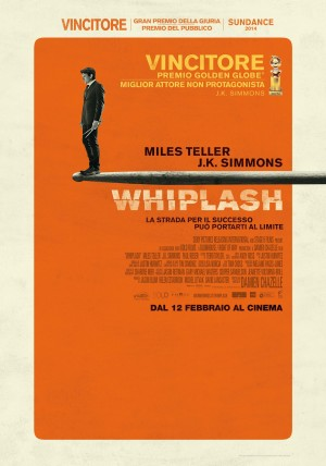 Whiplash Cover