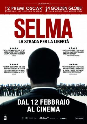 Selma - La Strada per la Libertà Cover
