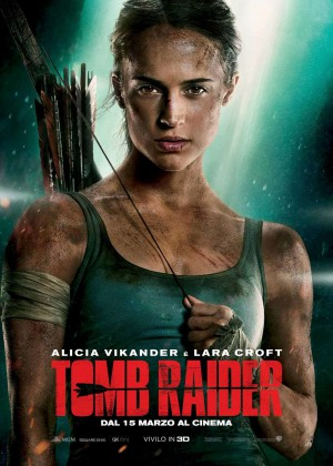 Tomb Raider (reboot) Cover