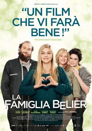 La Famiglia Belier Cover
