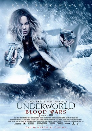 Underworld: Blood Wars Cover