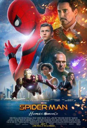 Spider-Man: Homecoming Cover