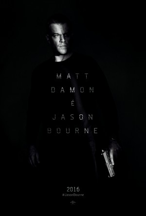 Jason Bourne Cover