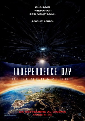 Independence Day: Rigenerazione Cover