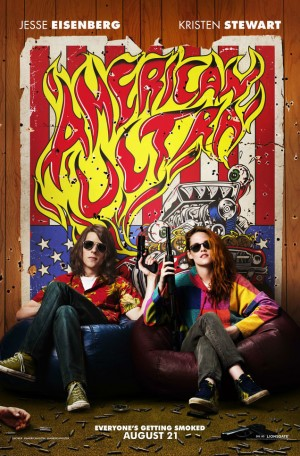 American Ultra Cover