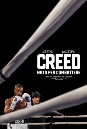 Creed - Nato per Combattere Cover