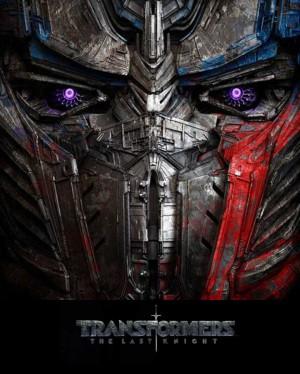 Copertina Transformers: L'ultimo Cavaliere