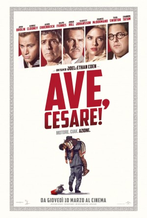Ave, Cesare! Cover