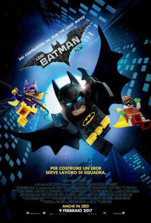 LEGO Batman Il Film Cover