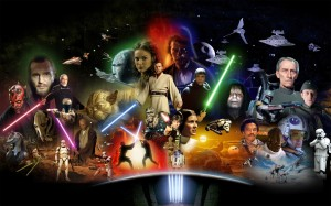 Star Wars: le trilogie Cover
