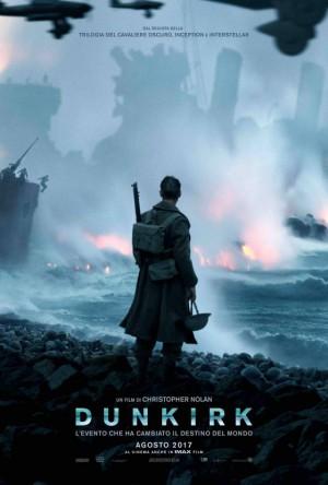 Copertina Dunkirk