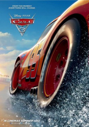 Cars 3 Cover