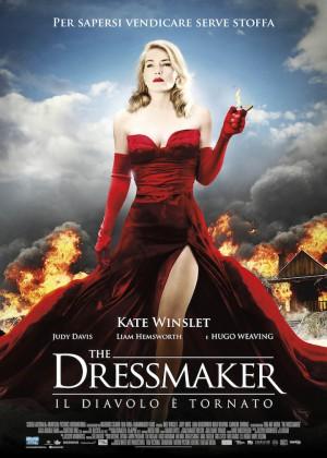 The Dressmaker Cover