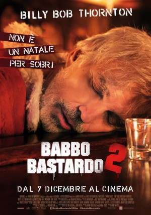 Babbo Bastardo 2: L'Ascensione Cover