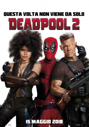 Deadpool 2 Cover
