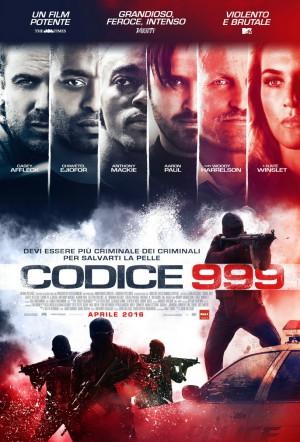 Codice 999 Cover