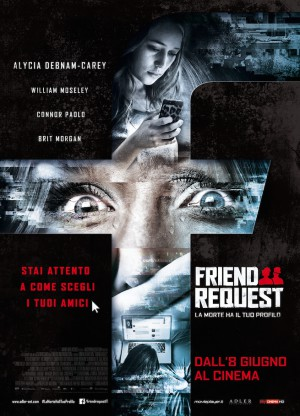 Friend Request - La Morte ha il tuo Profilo Cover
