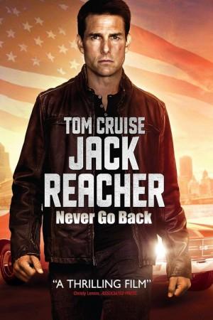 Jack Reacher - Punto di non Ritorno Cover