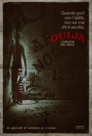 Ouija: L'Origine del Male Cover