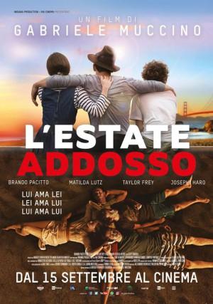 L'estate Addosso Cover
