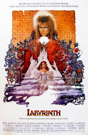 Labyrinth: Dove Tutto � Possibile Cover