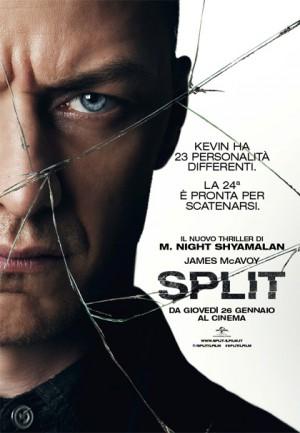 Copertina Split