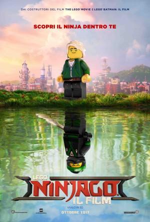 LEGO Ninjago Il film Cover