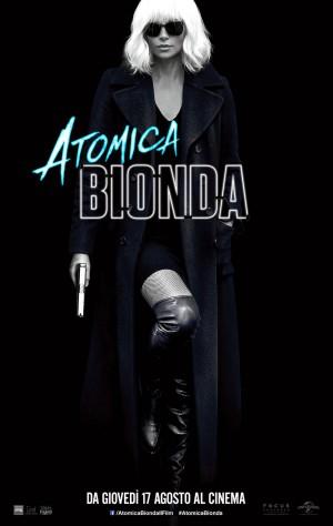 Atomica Bionda Cover