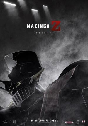 Mazinga Z Infinity Cover