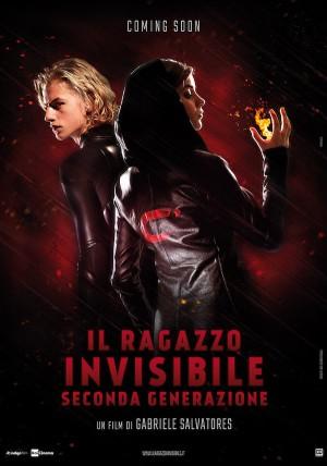 Il Ragazzo Invisibile - Seconda Generazione Cover