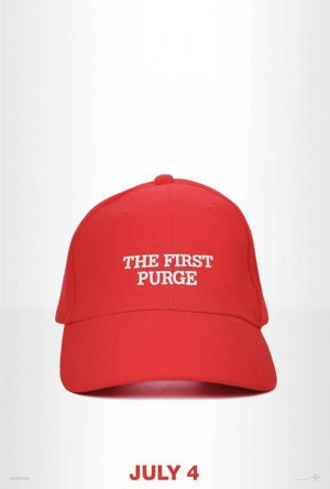 The First Purge Cover