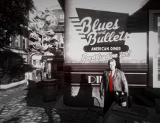 Blues and Bullet