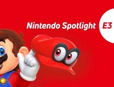 Le novità Nintendo dell'E3 2017