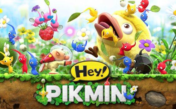 Hey! Pikmin