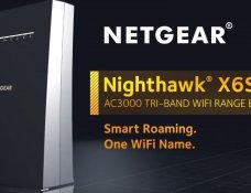 Netgear X6S WiFi Range Extender