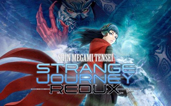 Shin Megami Tensei: Strange Journey