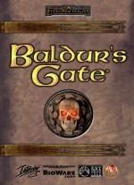 Copertina Baldur's Gate - PC